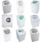 Curso Aprenda Consertar Máquina De Lavar Aulas Em 5 Dvds L1h