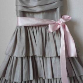 8a3f9a2b8 Vestido Embarazada Encaje - Vestidos para Niñas Plateado en Mercado ...