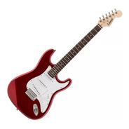 Guitarra Electrica Leonard Le362 Mrd Rojo Strato