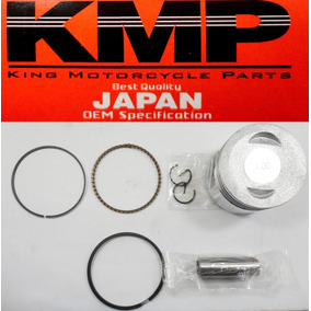 Kit Pistão C/ Anéis Shineray 70cc 1,00mm Kmp Gjb