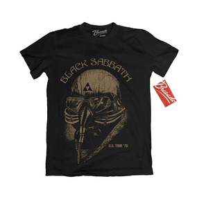 Playera Black Sabbath Rock Original Metal Envio Dhl Gratis