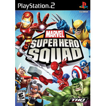 Marvel Super Hero Squad Patch (lego) Play2