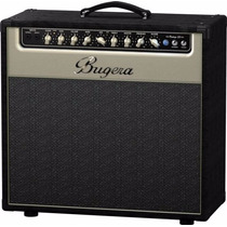 Amplificador Bugera V55 Valvulado Para Guitarra - Combo