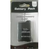 Pila Bateria Recargable De Psp 2000-3000 3.6v 2400mah Nueva