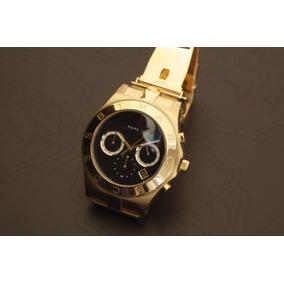 Reloj Marc By Marc Jacobs Dorado Envío Gratis!!