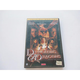 Dungeons Dragons. Jeremy Irons, Justin Whalin Y Thora Birch