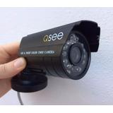 Camaras De Vigilancia Y Seguridad - 8 Camaras Canales Qsee
