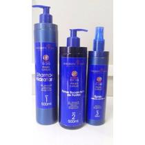 01 Kit Sos Primer Magnific Hair 3 Passos #otimo