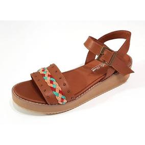 cb2158bc28063 Zapatos Para Mujer Numero 42 - Sandalias de Mujer Marrón en Capital ...