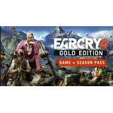 Far Cry 4 Gold Edit.ps3 Lo Jugas Desde Tu Usua. Entrego Ya