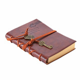 Escribir Diario Notebook Evz Clásico Vintage Entrega Inmedia