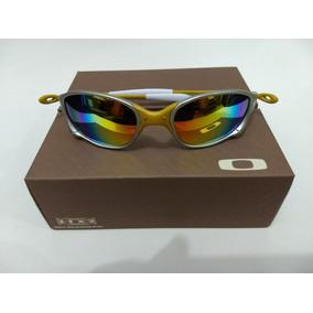 Óculos Oakley Juliet Xmetal Lentes Ruby Iridium. São Paulo · Oculos Oakley  Double 24k + Penny Arco-iris + Kit De Chave a9dace4b22