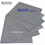 Carton Gris Prensado 1.5 Mm. Cortado A5 - 21x15 Paq.x10 Uni.