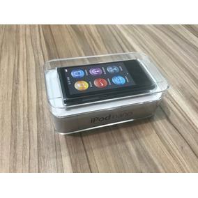 Ipod Nano 7th Cinza 16gb Novo Original Apple (com Nota)