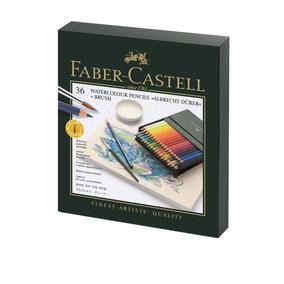 Lápis De Cor Aquarelável Faber Castell Albrecht Durer Box 0