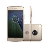 Celular Libre Motorola Moto G 5ta Plus Gris