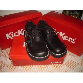 Zapatos Escolares Kickers Talla 30/37/