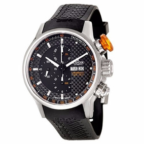 Edox Wrc Automatic Chronorally 47mm
