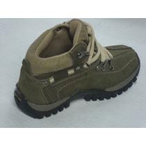 Boot Adventure Masculino 100% Em Couro Imperdivel Infantil
