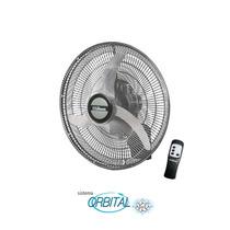 Ventilador De Pared Liliana De 20 C/control Y Timer