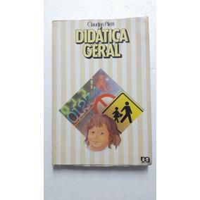 Livro Didatica Geral Claudio Pileti = Sebocorrespondente