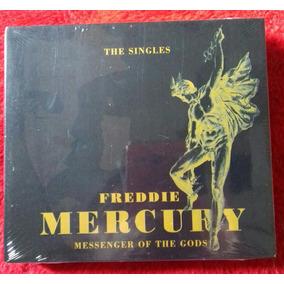 Cd Duplo-freddie Mercury Messenger Of The Gods-orig. Lacr.