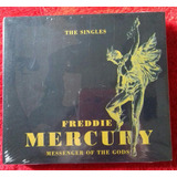 Cd Duplo-freddie Mercury Messenger Of The Gods-orig. Lacr.
