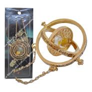 Harry Potter Collar Gira Tiempo Hermione En Acero