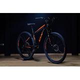 Bicicleta Glide Ox 29 Oggi Shimano 2018 + Brindes