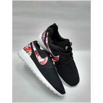 Zapatos Nike Roche Run Para Damas.