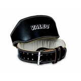 Valeo Leather Lifting Belt 6 Faja Para Gimnasio Talla M Y L