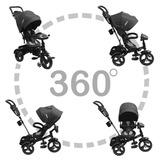 Triciclo 360 Neo Negro