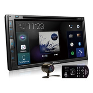Dvd Pioneer Avh-z5280tv 7 Polegadas 2din Bluetooth Touch Weblink Espelhamento Android iPhone Tv Digital Com Câmera De Ré