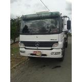 Caminhão Mb Atego 2425 6x2 Revisado C/ Bons Pneus Ano 2009