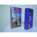 El Caldero Mágico Vhs, Películas De Walt Disney Originales