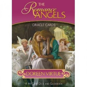 The Romance Angels Oracle Cards / Cartas Oráculo