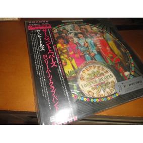Disco Lp The Beatles Sgt. Pepper