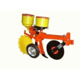 Plantadeira Adubadeira P Micro Trator Motocultivador 1 Linha