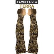Manguito Camuflagem Deserto Muhu Cod 411
