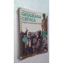 Livro Geografia Crítica 8º Ano Vesentini E Vlach