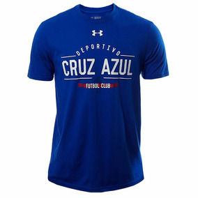 e6b712ed79d4d Playera Club Deporitvo Cruz Azul Hombre Under Armour Ua609 por Snovi
