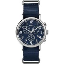 Reloj Timex Tw2p71300 Nuevo Y Original *envio Gratis* Crono