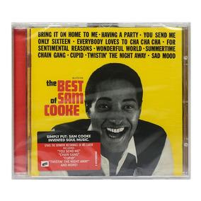 Cd Sam Cooke - The Best Of Sam Cooke - Importado - Lacrado