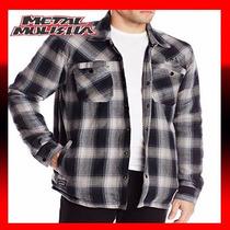 Camisa Metal Mulisha Talla Xl Caballeros