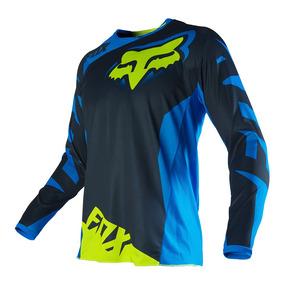 Camisa Fox 180 Rance - Acessórios de Motos no Mercado Livre Brasil 3641b5e39ae