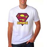 Camiseta Dia Dos Pais Estampadas Personalizadas