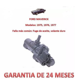 Valvula De Dirección Ford Maverick 1975 1976 1977
