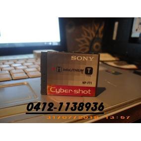 Bateria Sony Cyber-shot Np-ft1