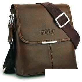 Bolso Mochila Portafolio Mariconera Hombre Polo Crossbody 03