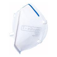 Mascarilla / Respirador 45.40 (n95) Blanco X 25 Unidades